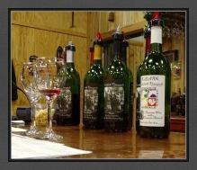Wine Bottles on Counter E C R BC Web DSC06264